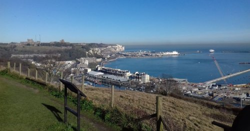 Plans for huge music venue on White Cliffs of Dover called the Dame Vera Bowl