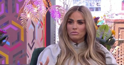 Katie Price apologises for drug-fuelled crash amid fears for health