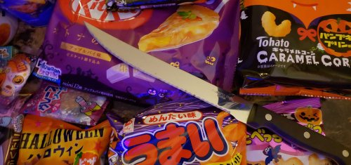 Unboxing TokyoTreat's Hungry, Hungry Halloween