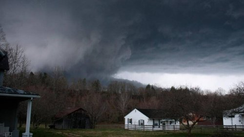 Kentucky got 174 more tornadoes in the last decade, study says