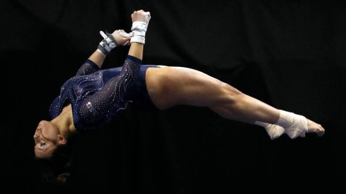 Gymnast-turned-author on pressure college athletes face: 'We're all human beings'