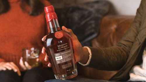 A new 'fattier, full-bodied, mature' Maker's Mark bourbon is about to hit stores