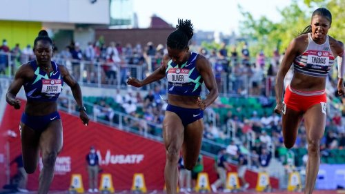 Former Kentucky star locks up a spot in 100 meters for Tokyo Olympics