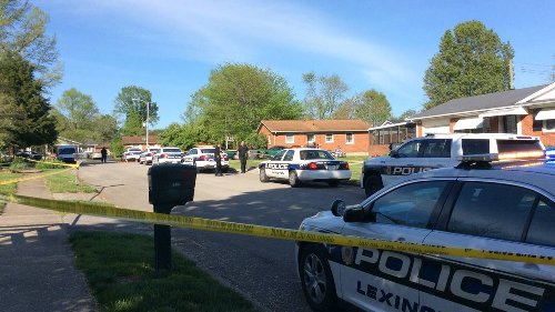 Lexington cop who shot suspect is 3-year veteran of the department, state police say