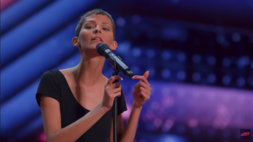 Nightbirde, 'America's Got Talent' singer who wowed judges, drops out due to cancer