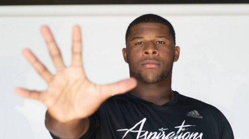 Football star Kiyaunta Goodwin chooses Kentucky over Alabama, Ohio State, Clemson