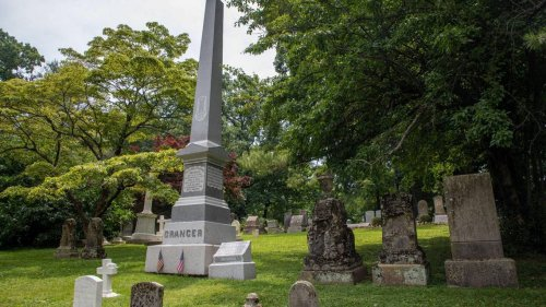 Juneteenth is now a federal holiday. Part of its history is buried in Lexington Cemetery.
