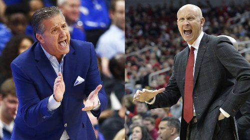 The Kentucky vs. Louisville basketball battle has moved to a new front