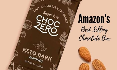 Amazon's Best Selling Chocolate Bar Is Keto And It Tastes Amazing
