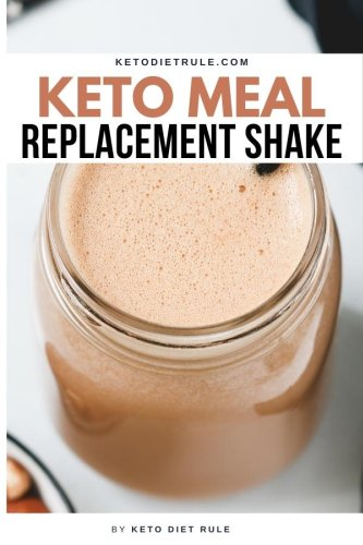 Can You Have Meal Replacement Shakes on Keto?