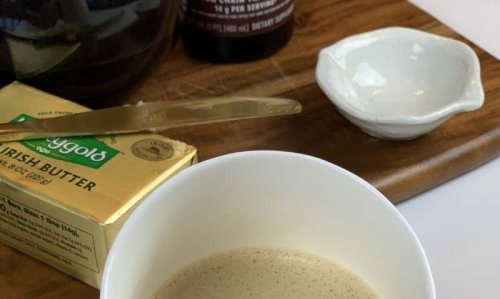 3-Ingredient Keto Coffee Recipe With MCT Oil