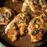 Best Keto Chicken Marsala Recipe