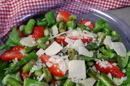 Keto & Grillen, Salate & Grillbeilagen - cover