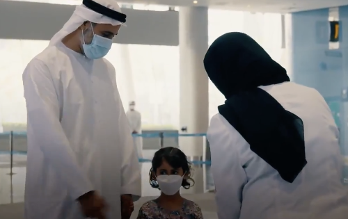 Video: Children from Abu Dhabi royal family take part in Sinopharm Covid vaccine study