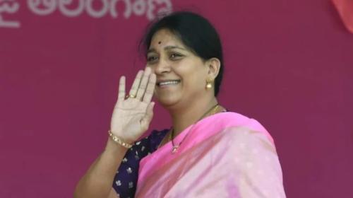 India: Telangana MP Maloth Kavitha convicted of bribing voters