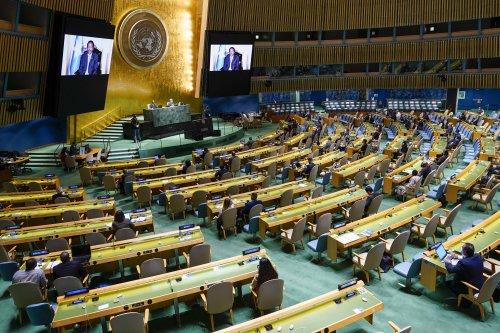 UAE, Bahrain, Israel, Morocco lead statement on women at UN