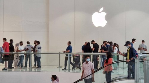 UAE residents can't wait to get their hands on new iPhone
