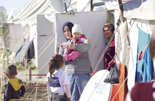 Turkey talks with UN over returning Syrian refugees