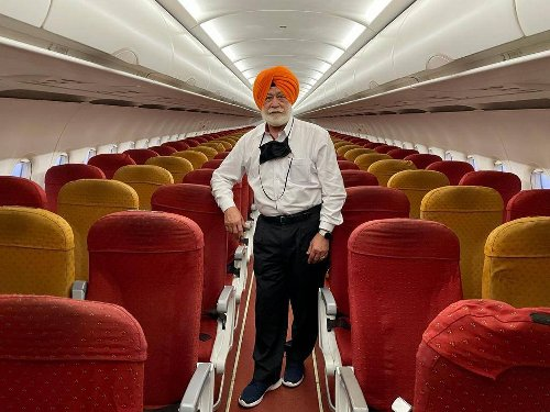 UAE flights: Indian expat flies to Dubai all alone in Air India plane