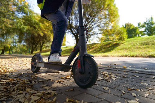 UAE: 8-year-old boy injured as car hits his electric scooter
