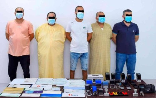 UAE: Gang of five arrested for stealing car worth Dh250,000