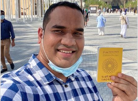 Dubai: Bangladeshi expat wins Dh1 million at live Mahzooz draw - Flipboard