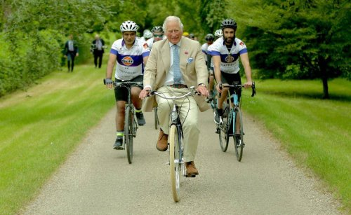 Rajasthan Royals owner leads Covid-19 fundraiser for South Asia through cycling programme in UK