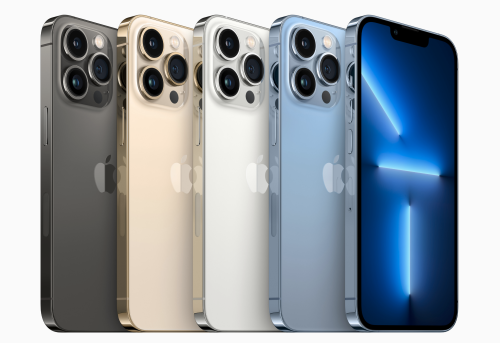 iPhone 13: 5 things to know about Apple's latest upgrades