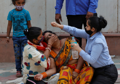 Covid-19: India records 41,831 new cases, 541 deaths