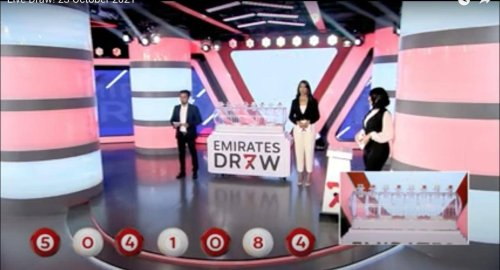 UAE: Results of latest Dh77,777,777 raffle draw announced