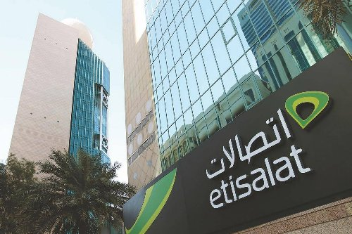 UAE: Etisalat announces new charges