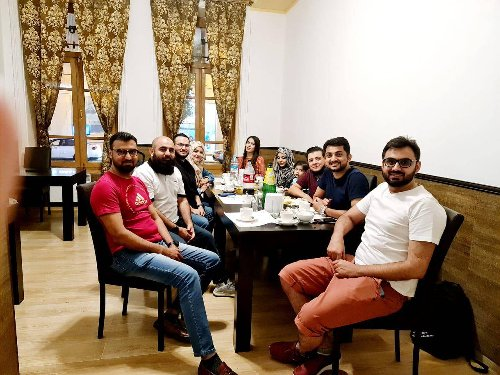 Covid-19: UAE-based Pakistani expats forge friendships in Georgia