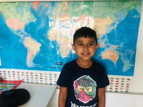 Dubai: 6-year-old boy is youngest to recite iconic Shakespeare monologue