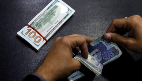 Pakistani rupee hits all-time low against US dollar