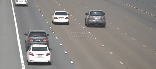 UAE: Dh400 fine for tailgating shouldn't be the only reason for you not to do it