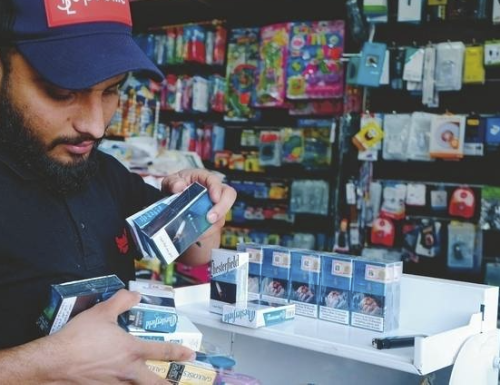 UAE: 675 cigarette packets, 492kg of banned tobacco products seized by UAQ