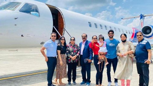 Covid in India: Expat family spends over Dh200,000 to jet back to UAE