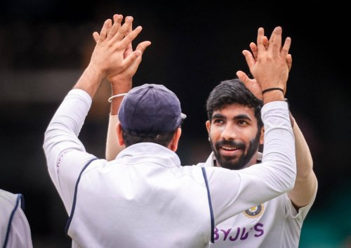 India's star fast bowler Bumrah gets Covid-19 vaccine