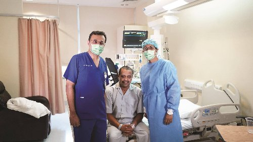 UAE: Man in semi-coma springs back to life after surgery