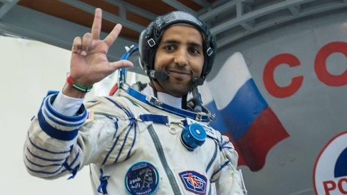 Space explorers are united by a common language, says UAE's first astronaut