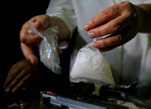 UAE: Woman caught with 70 grams of meth, jailed for 5 years