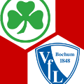 Liveticker   SpVgg Greuther Fürth - VfL Bochum 0:0   8. Spieltag   Bundesliga 2021/22