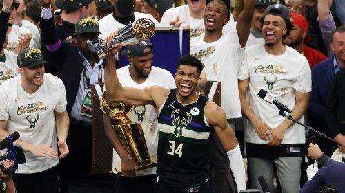 Milwaukee nach 50 Jahren wieder Meister! Antetokounmpo führt die Bucks zum Titel