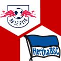Überragender Nkunku: RB Leipzig schießt Hertha BSC 6:0 ab