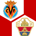 Spielschema | FC Villarreal - FC Elche 4:1 | 6. Spieltag | La Liga 2021/22