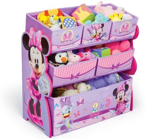 Minnie Mouse Toy Organizer | KidsDimension