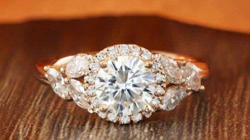 Kim cương Moissanite: 1 sự thay thế hoàn hảo cho kim cương