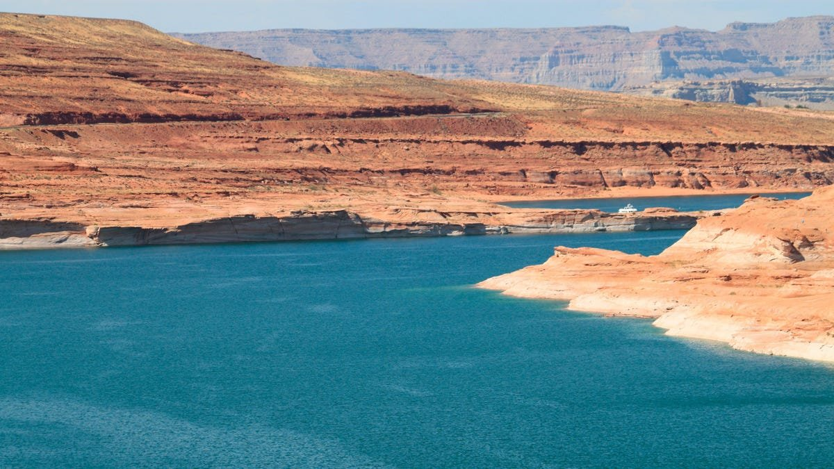 Second-Largest Reservoir in America Hits Record Low as Megadrought Worsens