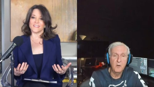 Marianne Williamson, Avatar's #1 fan, interviews James Cameron