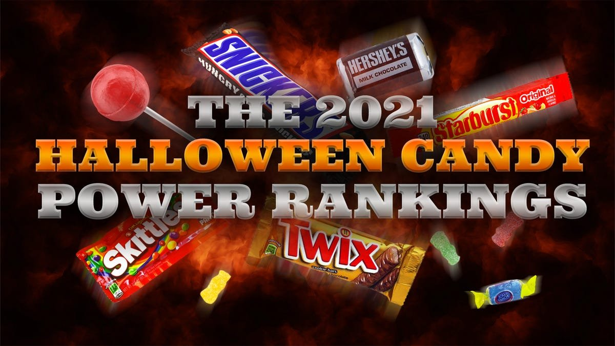 Which Halloween candies have the best wrappers?